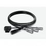 Blackmagic Pocket Camera DC Cable Pack комплект кабелей