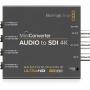 Mini Converter Audio to SDI 4K мини конвертер